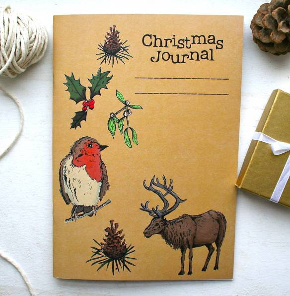 Christmas Journal 6